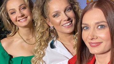 Małgorzata Socha, Joanna Liszowska, Anita Sokołowska