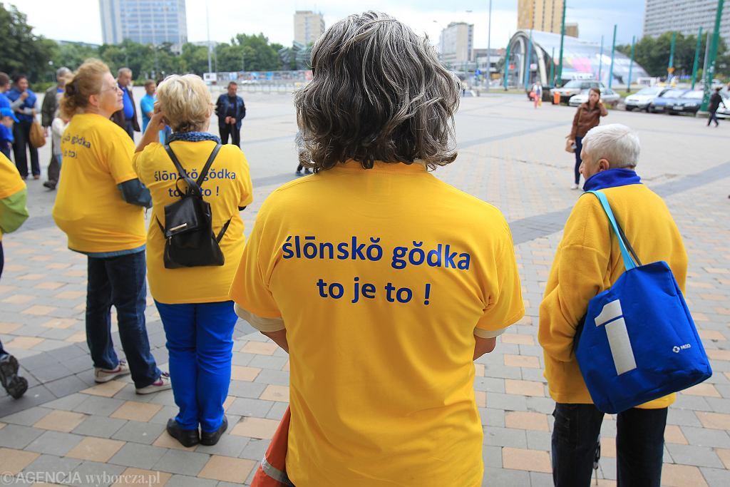 MSWiA obawia się, że Polacy przestaną używać języka polskiego. Powodem miałby być j. śląski