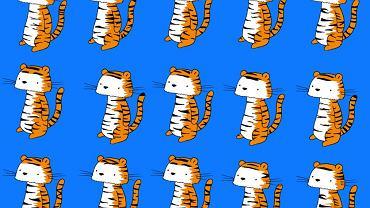 Który tygrys nie ma pary?