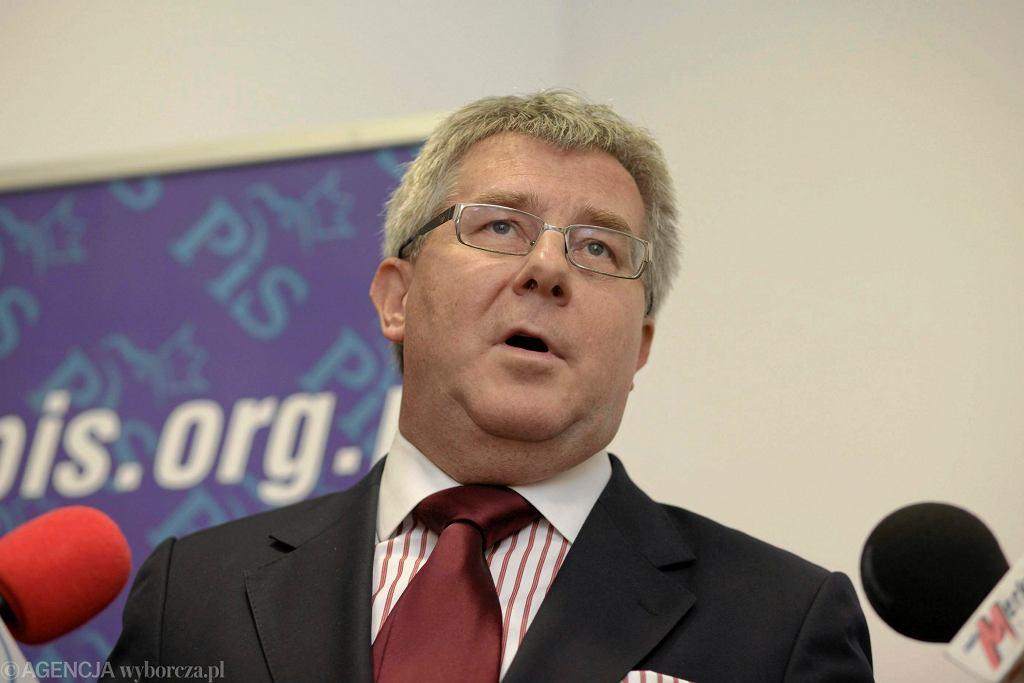 Czy Ryszard Czarnecki jest już 'totalny'?