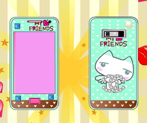 Dekorujemy telefon komórkowy!