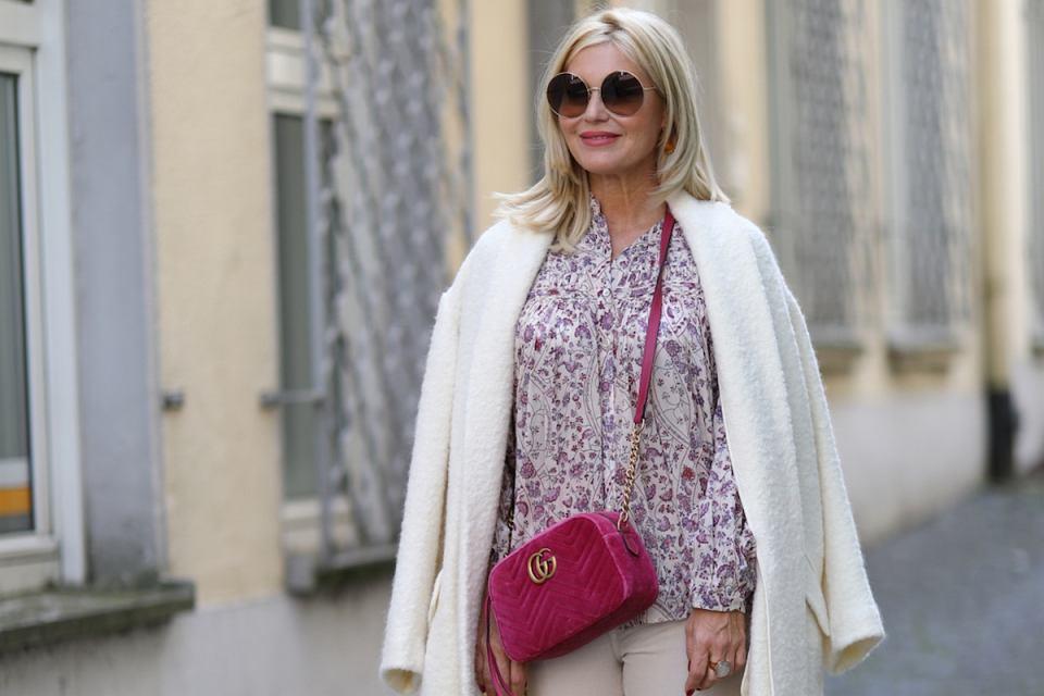 płaszcze wiosenne dla kobiet po 50