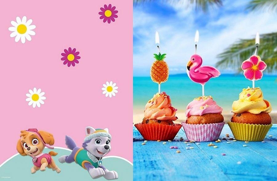 Pomysły na imprezę urodzinową dla dziewczynki.