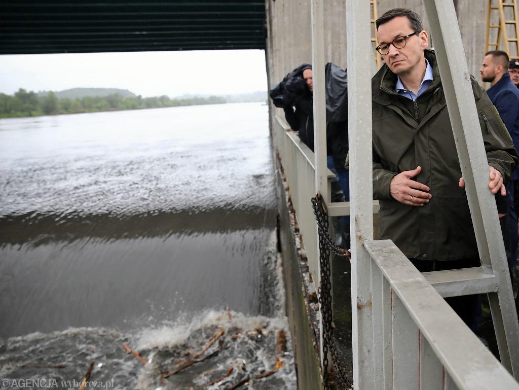 Premier Mateusz Morawiecki w Małopolsce