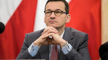 Mateusz Morawiecki podczas spotkania z przedsiębiorcami w Lublinie