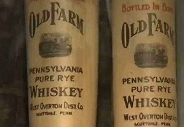 Stuletnia whiskey