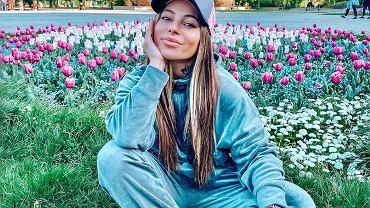 Sylwia Szostak - trening na szczupłą talię