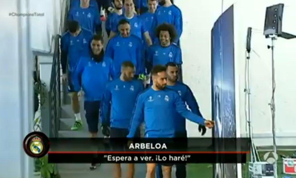 Cristiano Ronaldo z kolegami planuje karnego