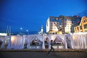 Łóżkowe Kino Plenerowe w Poznaniu