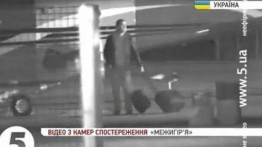 Janukowycz ucieka z Kijowa
