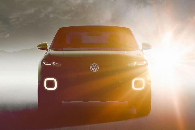 VW SUV na bazie Polo