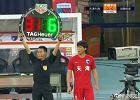 Kuriozum! Do zmiany piłkarza doszło w 55. sekundzie. Tak obeszli przepisy [PAMIĘTACIE?]