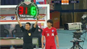 Liga chińska zaskakuje