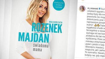Instagram, Małgorzata Rozenek