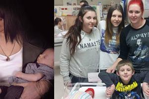 Lekarze diagnozowali nowotwór, a ona... urodziła bliźnięta