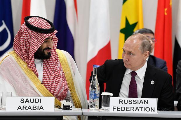 Ropa naftowa drożeje po szczycie G20. Skutek ustaleń Rosji z Arabią Saudyjską i USA z Chinami