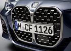 BMW zaprezentowało nową serię 4 Coupe. Ma olbrzymią atrapę chłodnicy