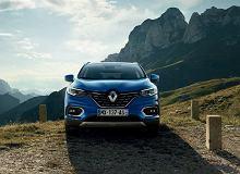Renault Kadjar z napędem 4x4 - cennik 2019. Kompaktowy crossover w nowej wersji