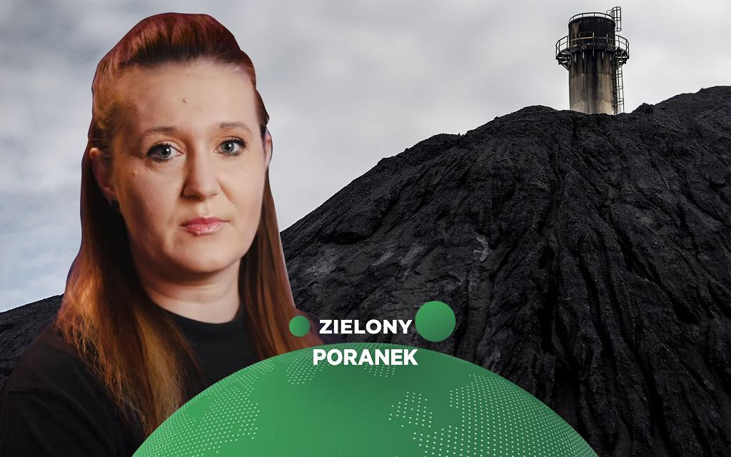 Karolina Baca-Pogorzelska w Zielonym Poranku Gazeta.pl