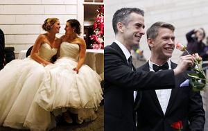 Masowe śluby homoseksualistów