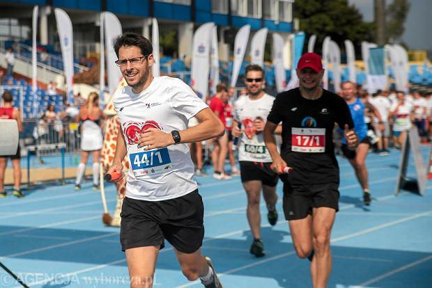 Zdjęcie numer 65 w galerii - PKO Bieg Charytatywny. Na Zawiszy pomagali biegając [ZDJĘCIA]