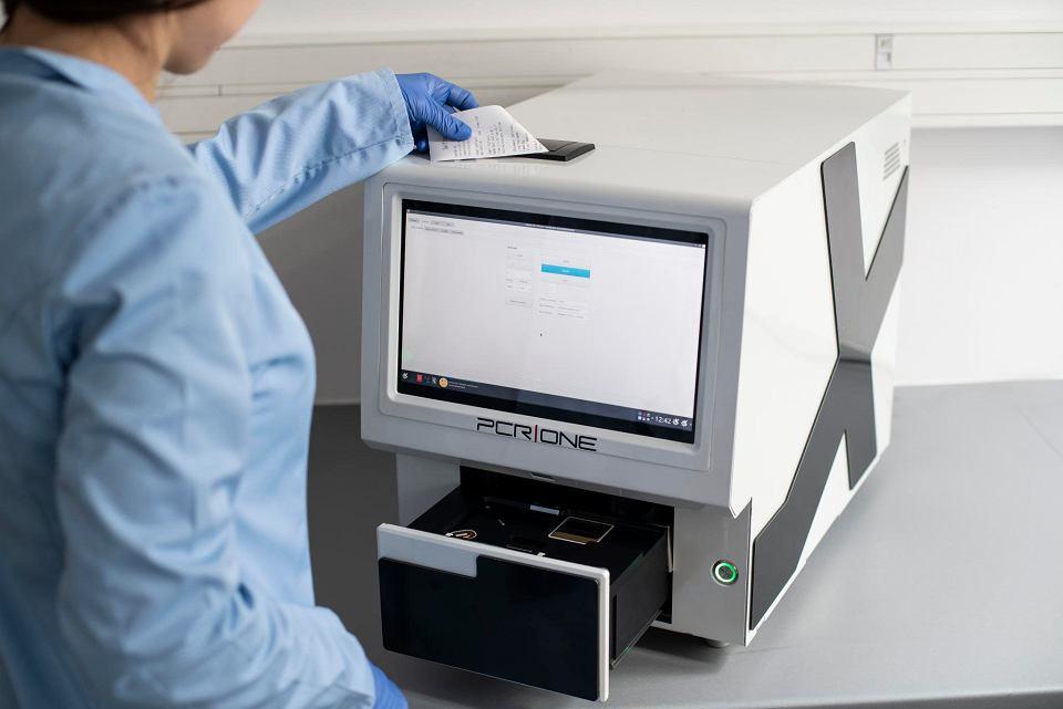Maszyna PCR|ONE.