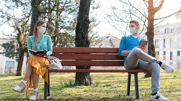 Koronawirus: Jaki dystans społeczny jest skuteczny