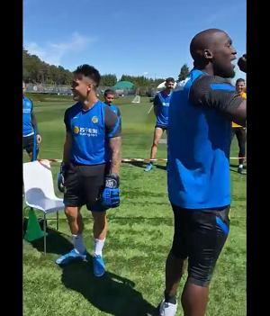 Bokserski pojedynek na treningu Interu? Dalszy ciąg nerwowej sytuacji z ostatniego meczu
