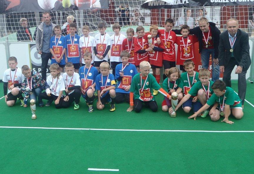 Mini Mundial w Porcie Łódź - drużyny do lat 11