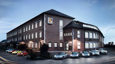 Główna siedziba Dr. Ing. h.c. F. Porsche AG w Stuttgart-Zuffenhasuen
