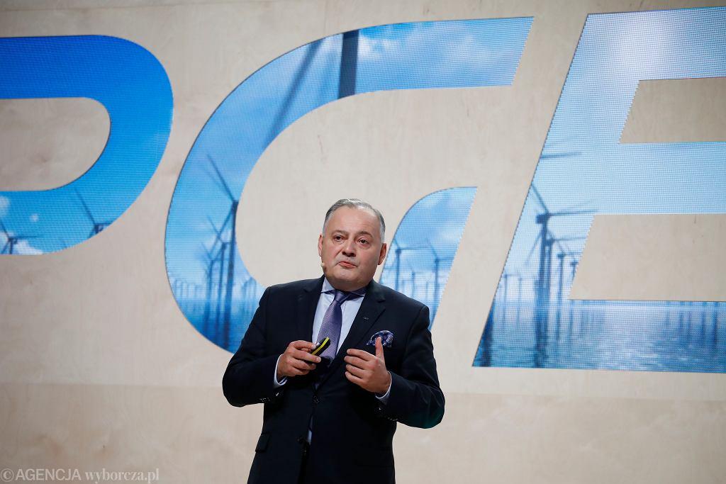 Prezes PGE Wojciech Dąbrowski wydał oświadczenie ws. awarii w Elektrowni Bełchatów