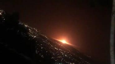 Wybuch pod Teheranem