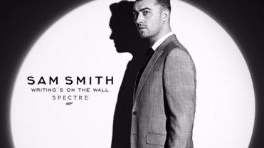Okładka 'Writing's On The Wall' Sama Smitha