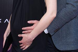 Izabela Zwierzyńska z mężem