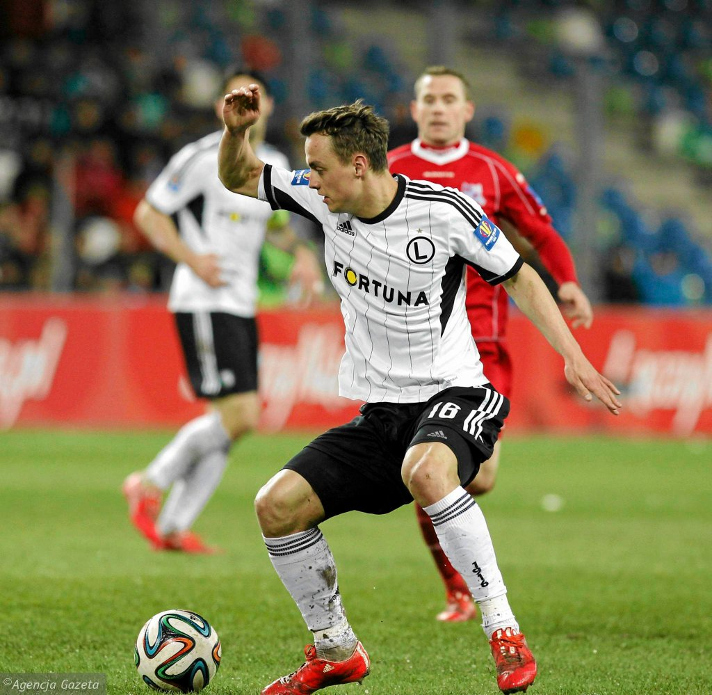Podbeskidzie - Legia 1:4 w półfinale Pucharu Polski