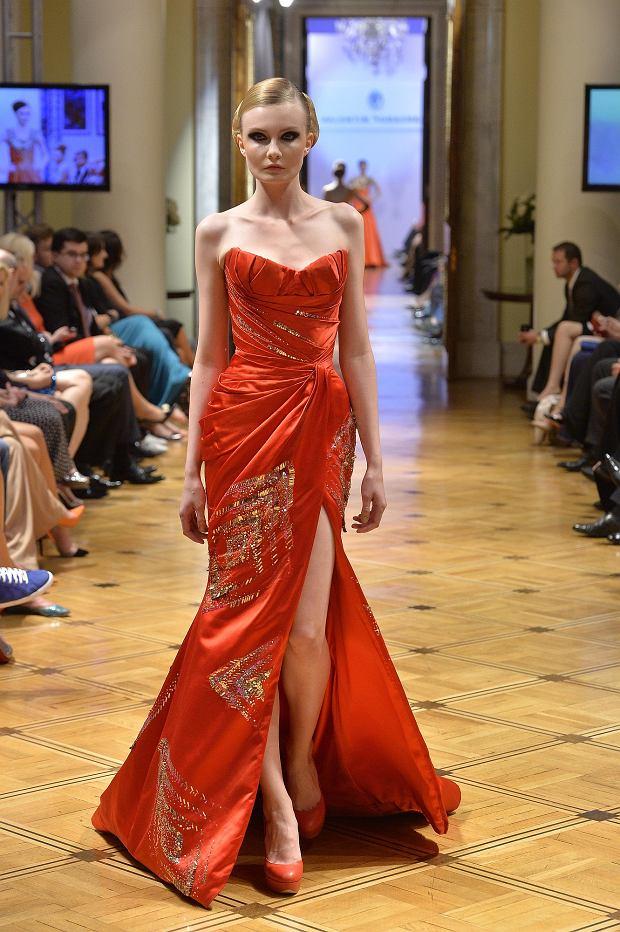 Pokaz mody Valentin Yudashkin