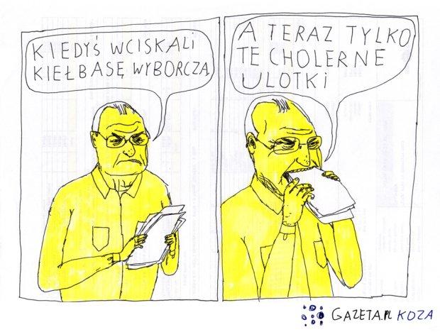 Koza dla Gazeta.pl [2] -  - Janek Koza