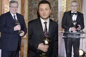 Bronisław Komorowski, Jarosław Kuźniar, Robert Janowski
