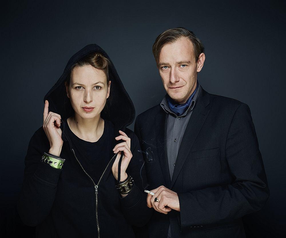 Magdalena Kownacka, Gaweł Kownacki / Marcin 'Finch' Zęba
