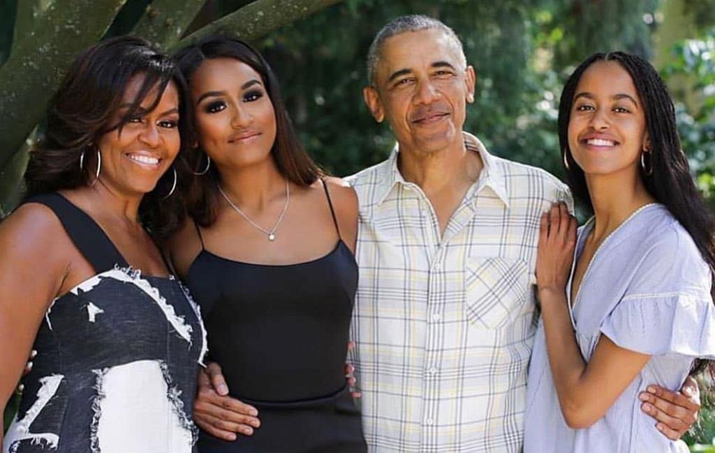 Natasha Obama skończyła 20 lat