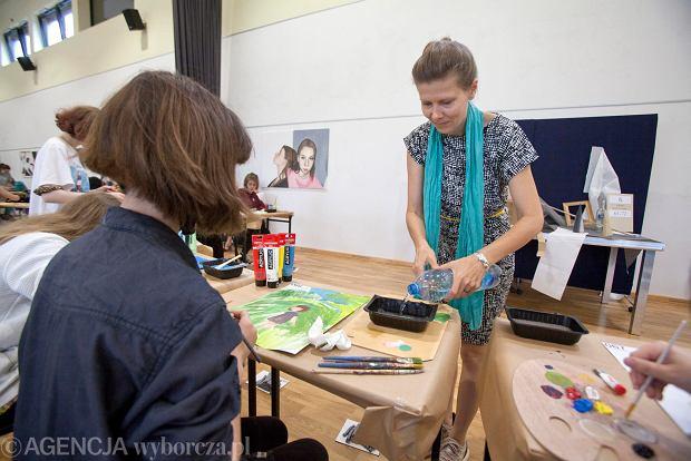 Zdjęcie numer 6 w galerii - W Gdyni odbyły się egzaminy wstępne do Liceum Sztuk Plastycznych [ZDJĘCIA]