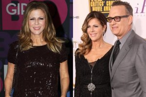 Rita Wilson i Tom Hanks