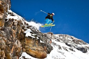 Mój pierwszy raz: freeride w Alpach