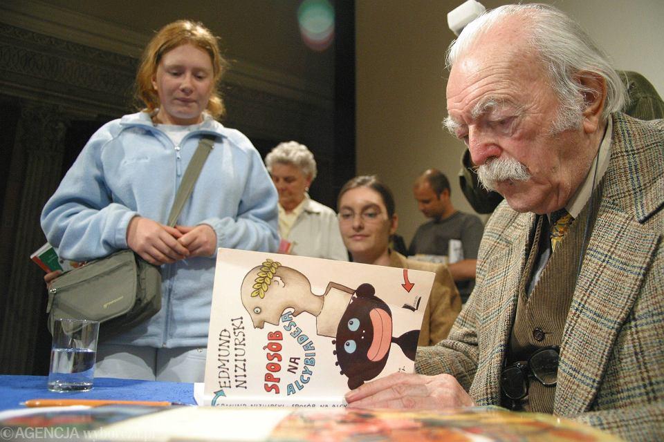 Edmund Niziurski, 2005 r.