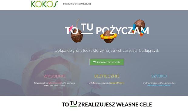 Pracownicy Kokos.pl zajrzeli mi do Facebooka. I ocenili
