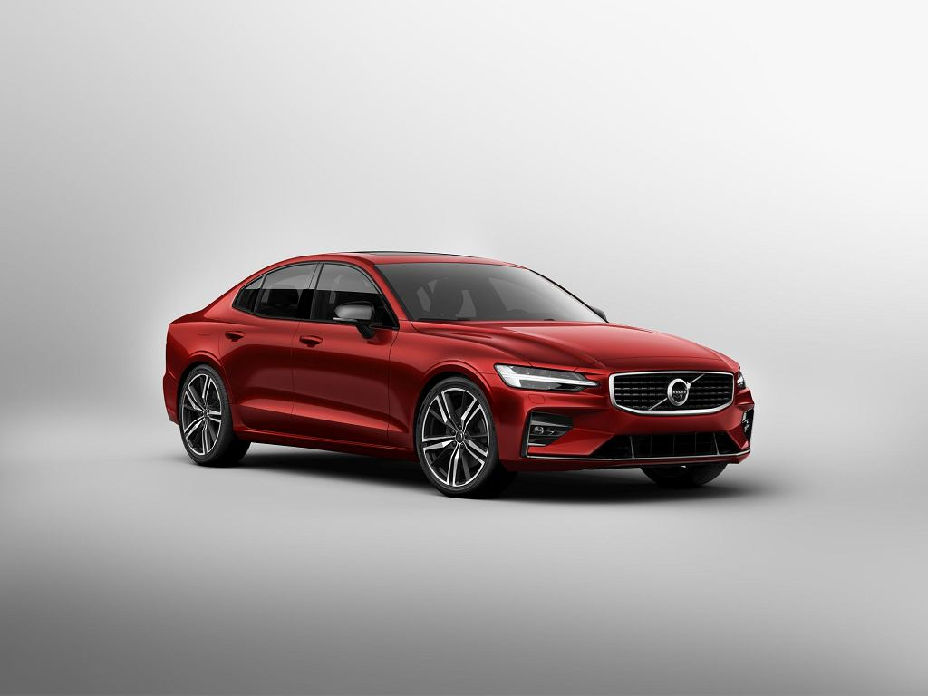 Nowe Volvo S60