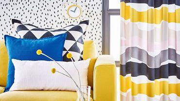 Kolorowe tekstylia