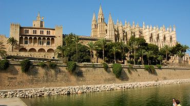 Palma de Mallorca (stolica Majorki) - katedra
