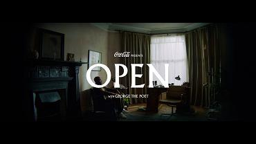 Poruszający manifest George'a The Poet w najnowszej kampanii Coca-Cola