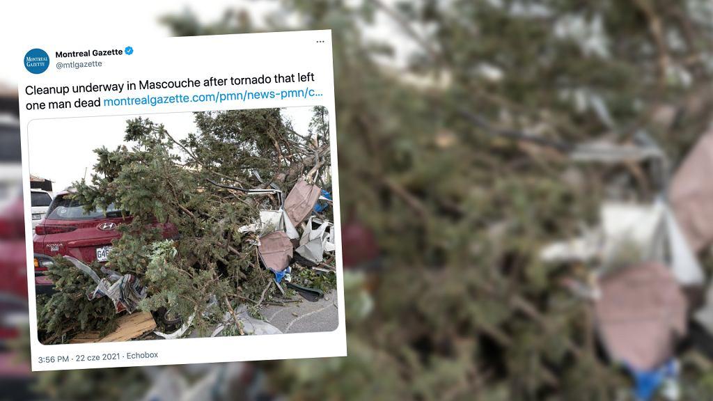 Tornado w Mascouche